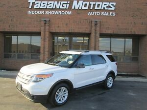 2013 Ford Explorer XLT AWD LEATHER SUNROOF!