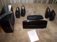 Home theatre system home cinema with usb - 5.1 channel Samsung HT-XA100C fully working - Lisburn