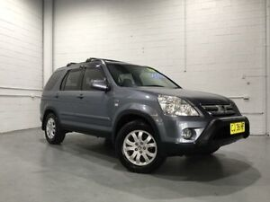2006 Honda CR-V 2005 Upgrade (4x4) Sport Silver 5 Speed Manual Wagon Windsor Hawkesbury Area Preview
