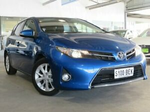 2014 Toyota Corolla ZRE182R Ascent Sport S-CVT Blue 7 Speed Constant Variable Hatchback Edwardstown Marion Area Preview