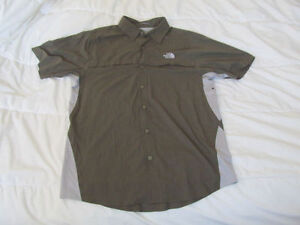 THE NORTH FACE CHEMISE MANCHES COURTES HOMME S/P OCCASION