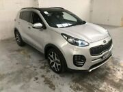 2017 Kia Sportage QL MY17 GT-Line Grey Leather (awd) Silver 6 Speed Automatic Wagon Gateshead Lake Macquarie Area Preview