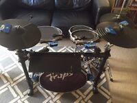 Traps e400 Electronic Drum Kit with Alesis DM5 module
