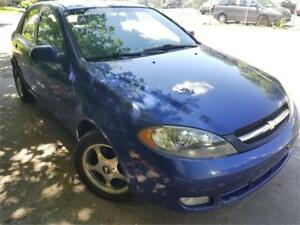 2004 Chevrolet Optra 5 LS AUTO/MAGS/AC/CRUISE/CLEAN/LOW KM!!!