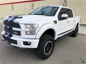 2015 Ford F-150 Shelby 1 of 20 **18,900kms** $139,900MSRP