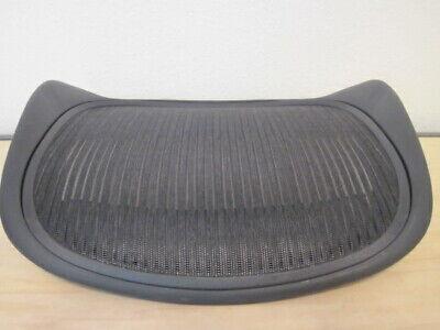 Herman Miller Aeron Chair Reinforced Seat Graphite Size B Medium Parts 28