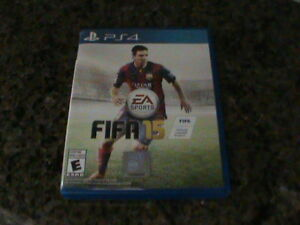 FIFA 15 - Play Station 4 - PS4 Cambridge Kitchener Area image 1