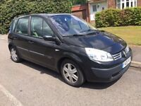 2006 Renault Scenic 1.6 Expression in black cheap car