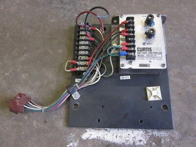 Crown Forklift Fork Lift Curtis 933 9333d 24v 24 V Volt Battery Controller