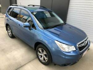 1 OWNER NON SMOKER 2014 LUXURY EDITION SUBARU FORESTER WITH LOW KMS Pinkenba Brisbane North East Preview
