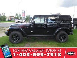 2016 Jeep Wrangler Unlimited BackCountry edition! 2016 BLOW OUT