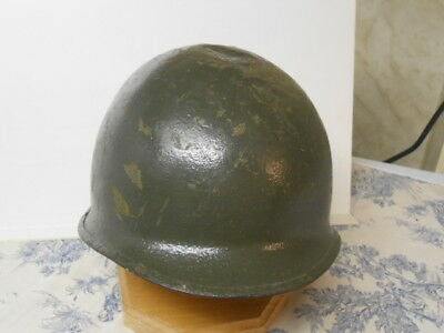 Vtg. US Army M1 Steel Helmet, used for sale  Shipping to Canada