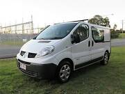 2013 Renault Trafic Turbo Diesel dCi Van Exc Cond Robina Gold Coast South Preview