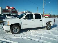 11 Chev Silverado Crew 1500 LT We Finance Warranty