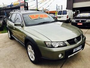 2004 Holden Adventra VZ LX8 4 Speed Automatic Wagon Brooklyn Brimbank Area Preview