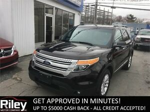 2013 Ford Explorer XLT STARTING AT $187.39 BI-WEEKLY