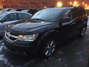 2010 Dodge Journey R/T,7 Pass,AWD Easy Auto Financing...$116.14