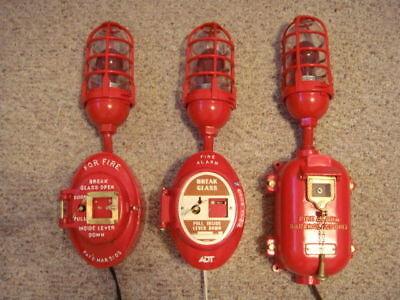 Fire Alarm Kit (GAMEWELL FIRE ALARM BOX LIGHT - FITS AL BRANDS (FREE RED LED BULB & INST)