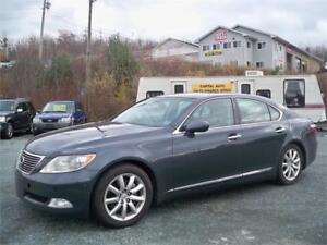 RARE 2008 Lexus LS 460 SWB, NEW MVI , FINANCING AVAILABLE