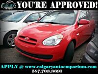 2008 Hyundai Accent $99 DOWN EVERYONE APPROVED