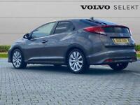 2012 Honda Civic 1.8 I-Vtec Ex Gt 5Dr Hatchback Petrol Manual