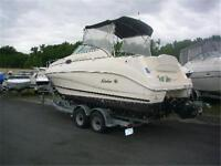 24 foot Rinker....BAD CREDIT FINANCING AVAILABLE !!!