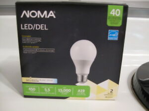 8 NOMA  LED 40W LTBULBS-OFFERS
