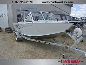 2016 Hewescraft 180 Sportjet w/200 OptiMax Call Mike $221BW
