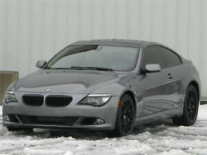 2009 BMW 650I COUPE V8 M PACKAGE 76 000 KM