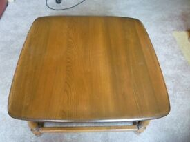 Ercol Cottage Style Coffee Table