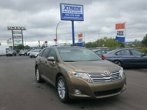 2010 Toyota Venza Base 4dr All-wheel Drive