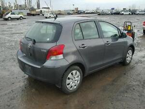EXPORTATION 2010 YARIS AUTOMATIQUE AIR CLIMATISE