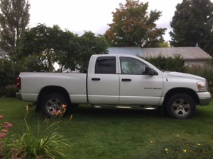 2007 Dodge Power Ram 1500 SLT Camionnette