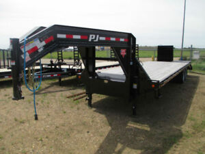 5th wheel equipment trailer with extras