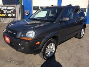 2009 Hyundai Tuscon - $6450