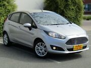 2014 Ford Fiesta WZ Trend PwrShift Silver 6 Speed Sports Automatic Dual Clutch Hatchback Melrose Park Mitcham Area Preview