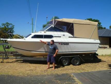 REDUCED. MUST SELL!  AMAZING BOAT!!  FEATURES +++(Pride Concorde) Mandurah Mandurah Area Preview