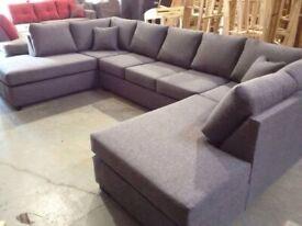 Brand New Classy U Shape Sofa Available !!!!!!!!