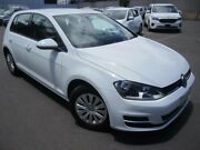 2014 Volkswagen Golf VII MY14 90TSI DSG Pure White 7 Speed Sports Automatic Dual Clutch Hatchback St Marys Mitcham Area Preview
