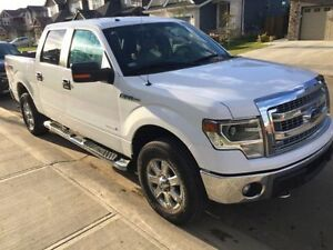 2014 Ford F150 Supercrew XLT-XTR Leather, Ecoboost, Remote Start