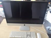 Apple iMac 27 INCH 12GB RAM 1TB HDD Late 2009