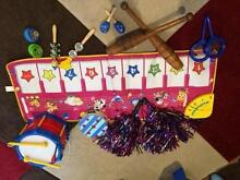 musical play set for toddlers/preschooler Narre Warren Casey Area Preview