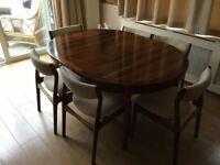 Dining Table plus 6 chairs