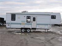 Caravane a sellette 32' Cherokee Fifth Wheels Trailer