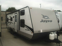 NEW JAYCO JAY FEATHER ULTRA LIGHT X254 WITH BUNKS