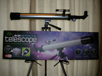 60mm Telescope with 4ft high Tripod