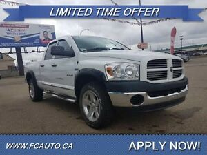 2008 Dodge Ram 1500 BIG HORN SLT 4x4