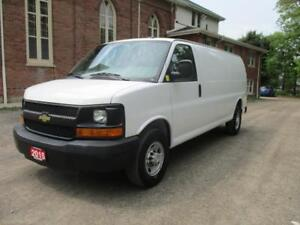 2015 Chevrolet Express Cargo Van only 63k!   $21,999