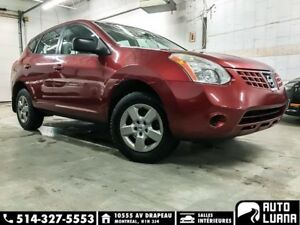 2009 Nissan Rogue GRP ELEC/AC/CRUISE/*147,000KM*/TRES PROPRE