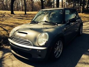 2002 Mini Cooper S - Project Car. Please Read Ad!